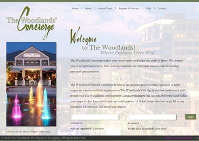 The Woodlands Concierge